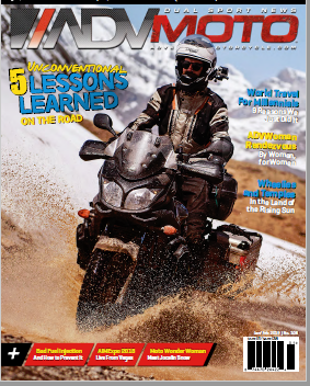 Guglatech in ADVMoto Mag